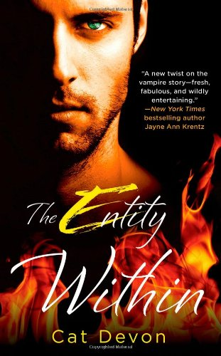 Image of The Entity Within (Entity Series)