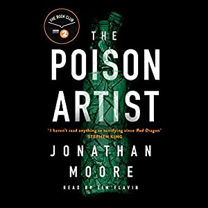 The Poison Artist Audiobook