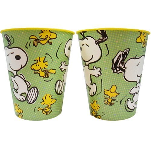 Peanuts Snoopy Reusable Keepsake Cups (2ct) - 1
