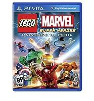 LEGO: Marvel - PlayStation Vita from Warner Home Video - Games