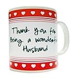 Everyday Gifts Best Ever Gift Mug For Husband (11 OZ)