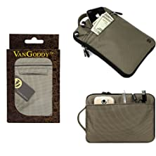 buy Slate Vangoddy Accessories Stylish Hydei Padded Carrying Case Archos 70 Protective Cover
