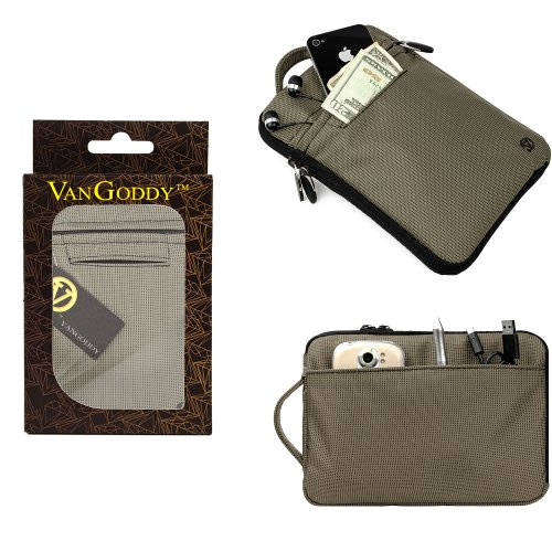 Granite VanGoddy Tablet Accessories Stylish Hydei Padded Carrying Case Skytex Skypad Alpha 2 Protective Cover