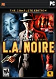 Book Cover For LA Noire - Complete Edition [Online Game Code]