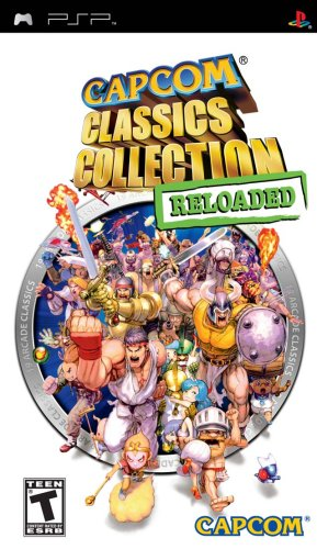 Capcom Classics Collection Reloaded - Sony PSP (Capcom Classics Collection compare prices)