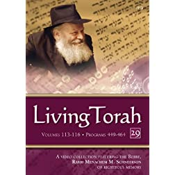 Living Torah Programs 449-464 Binder 29