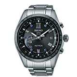 Seiko SSE117 Mens ASTRON 5th Anniversary Limited Edition GPS Solar World Time Watch