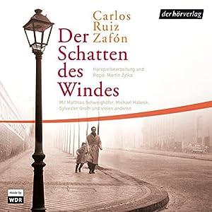 Der Schatten des Windes Hörspiel