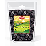 SUNBEST Pitted Dried Prunes, Dried Plum - Pitted in Resealable Bag (3 Lb) (Tamaño: 3 Lb)