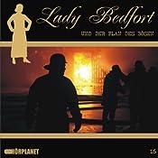 Der Plan des Bösen (Lady Bedfort 16) |  div.