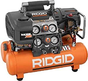 Ridgid Tri Stack Detachable Tank Air Compressor 150 PSI