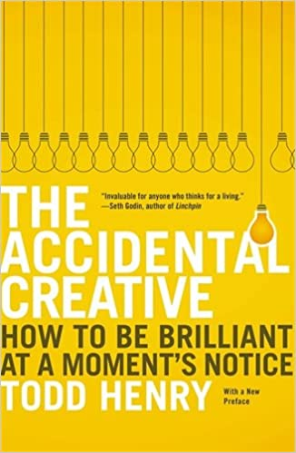 the accidental creative event planning books