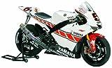 1/12 オートバイ No.105 1/12 ヤマハ YZR-M1 50th アニバーサリー バレンシアエディション 14105