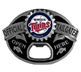 Minnesota Twins Tailgater Novelty Belt Buckle at Amazon.com