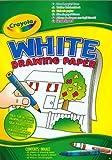 Crayola - Loisir Créatif - Bloc De Papier Blanc...