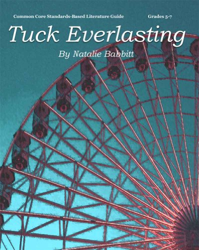 Essay question for tuck everlasting