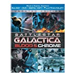 Battlestar Galactica: Blood & Chrome - Unrated Edition (Blu-ray + DVD + Digital Copy + UltraViolet)