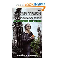 A Stitch in Time (Star Trek: Deep Space Nine #27) by Andrew J. Robinson