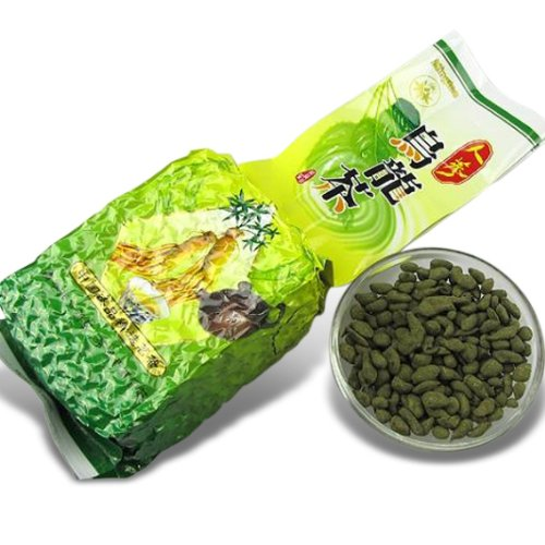 Amaranteen - 250G Taiwan Ginseng Oolong Tea High Mountains Tea Oolong Tea Gao Shan Cha