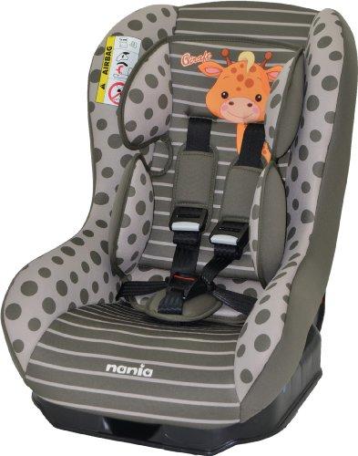 Nania, Seggiolino da auto per bambini, Marrone (braun)