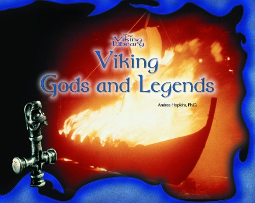 Viking Gods and Legends (The Viking Library)