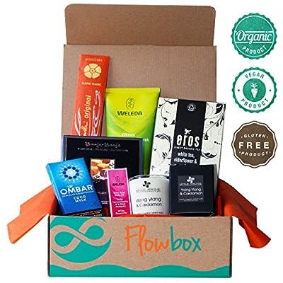 Pamper Hamper Gift Box (Organic & Vegan & Gluten-free)