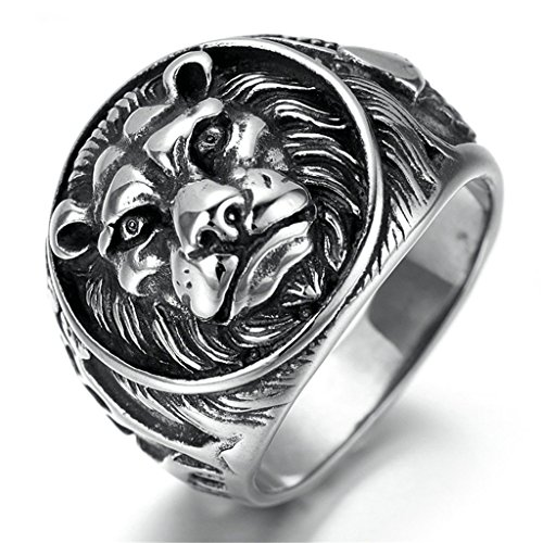 stainless-steel-ring-for-men-lions-head-ring-gothic-black-band-size-z-1-2-epinki