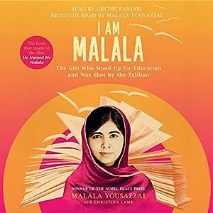 I Am Malala Hörbuch