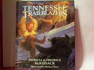 Tennessee Trailblazers Pat McKissack, Fredrick McKissack and Michael Sloan