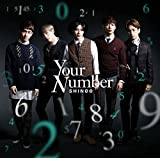 Your Number(初回生産限定盤)(DVD付)