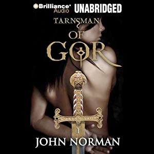 Tarnsman of Gor Audiobook
