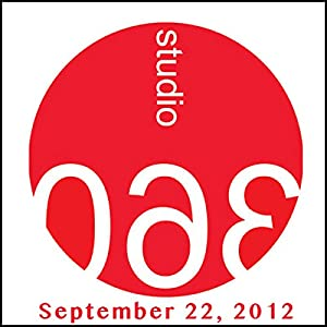 Studio 360: Salman Rushdie & Andy Warhol Radio/TV Program