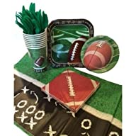 Superbowl Party Supplies Football Dec…