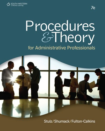 Perfect picture with procedures and theory