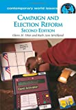 Campaign and Election Reform: A Reference Handbook (Contemporary World Issues) (159884069X) by Utter, Glenn H.