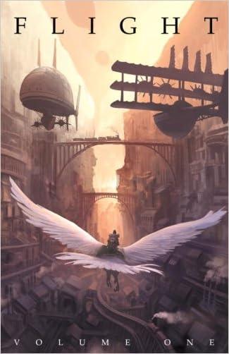 Flight, Volume One written by Kazu Kibuishi