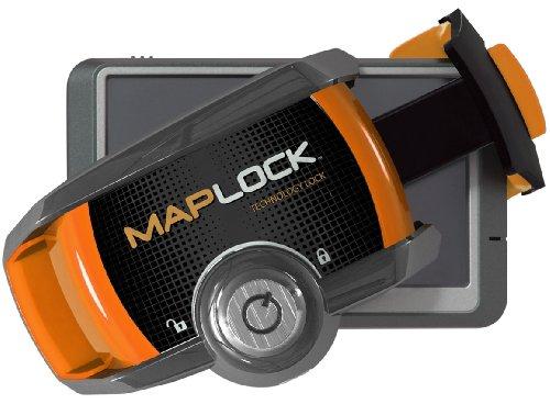 Who-Rae Australia 3500302 Orange Maplock GPS Locking Device