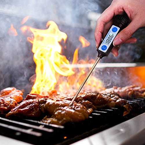 Habor Instant Read Meat Thermometer Digital