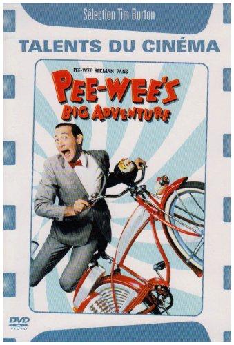 PEE-WEE'S BIG ADVENTURE | Burton, Tim (1958-....). Réalisateur