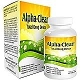 Alpha Clean: Home Drug Detox (Goldenseal Root, Burdock Root, Red Clover, Yellow Dock, Beet Powder, Bentonite Clay, Milk Thistle)