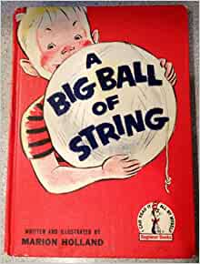 The big ball of string book