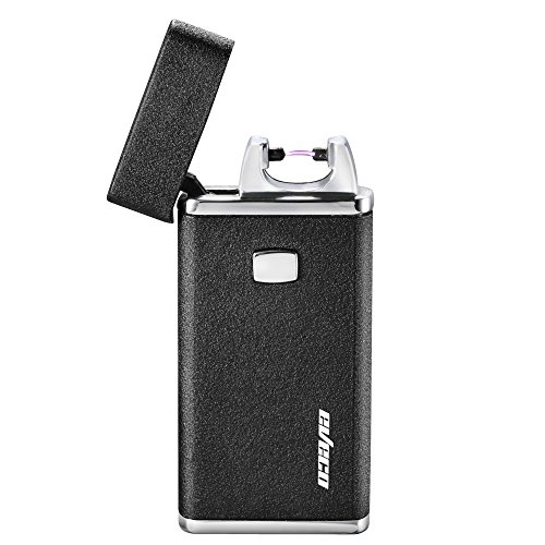 eveco-windproof-usb-rechargeable-no-gas-electric-plasma-arc-cigarette-lighter-with-exquisite-gift-bo