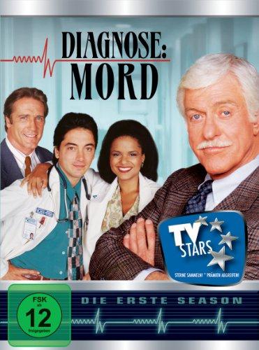 Diagnose: Mord - Die erste Season [5 DVDs] hier kaufen