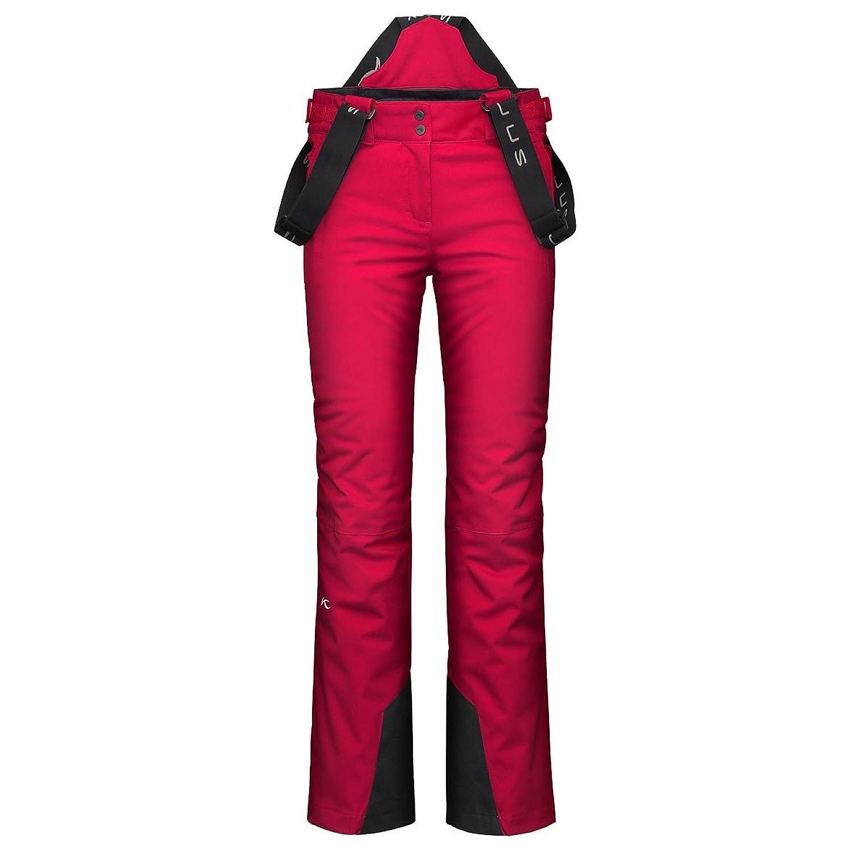 Kjus Girls Silica Pants – Purpur Red – – Wasserdichte atmungsaktive Mädchen Ski- und Snowboardhose günstig online kaufen