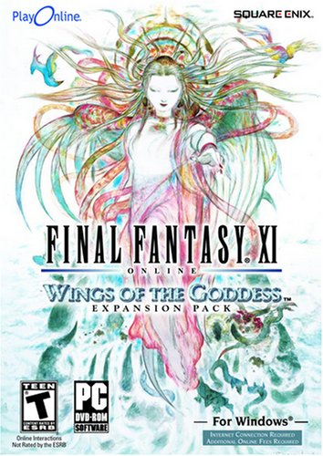 Final Fantasy XI Wings of the Goddess