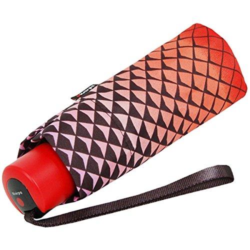 knirps-mini-parapluie-de-poche-piccolo-protection-uv-origami-rouge-rouge-88-cm