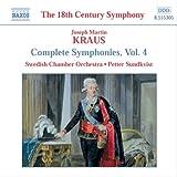 クラウス:交響曲集 4