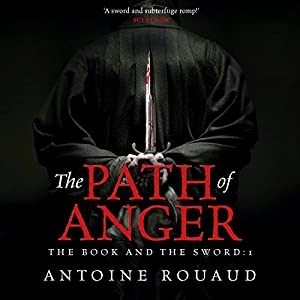 The Path of Anger Hörbuch