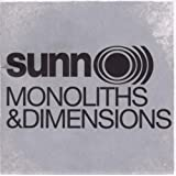 Monoliths And Dimensionspar Sunn 0)))