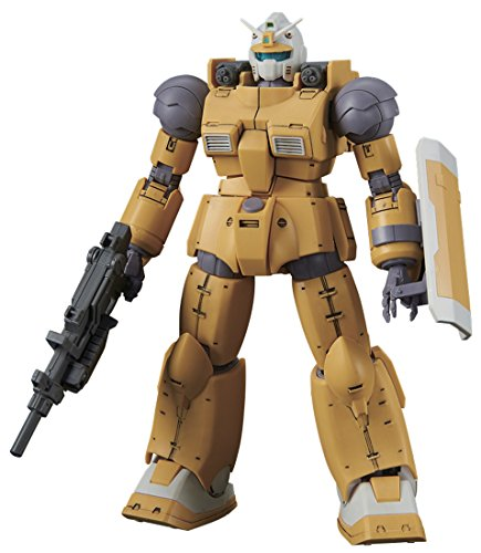 HG機動戦士ガンダム THE ORIGIN MSD ガンキャノン機動試験型/火力試験型 1/144スケール 色分け済みプラモデル